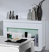 High Gloss Console tables