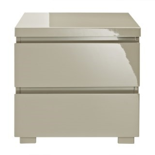 High Gloss Bedside Tables