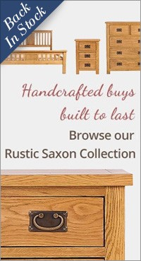 Rustic Saxon Back in Stock