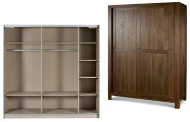 Wardrobe buying guide furniture123 furniture 123 for Furniture 123 wardrobes