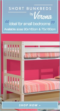 Short Bunk Beds by Verona